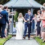Bron Eifion Country House Hotel wedding