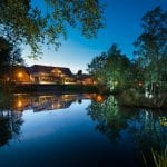 Chevin Country Park Hotel Night