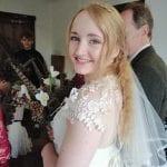 The Flying Fish Barn bride 13
