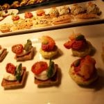 The Flying Fish Barn canapes 30