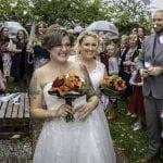 The Flying Fish Barn ladies wedding 20