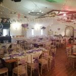 The Flying Fish Barn room set up 3