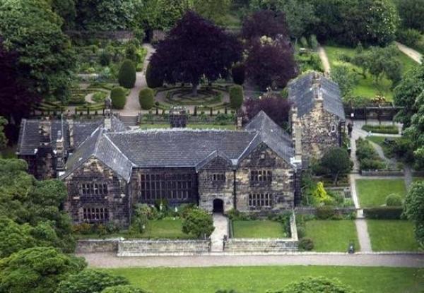 oakwell hall batley wedding venues
