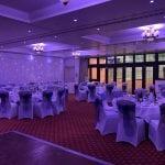 The Casa Hotel Ballroom Lights 17