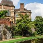 Eltham Palace Front