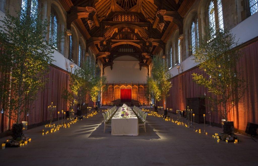 Eltham Palace Wedding Breakfast