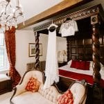 Woodhall Manor Honeymoon suite 12