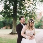 Woodhall Manor wedding couple love 3