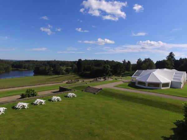 Osmaston Park Ashbourne Wedding Venues