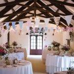 Bickleigh Castle Wedding Breakfast