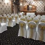 The Belmont Hotel Rowan Room Ceremony 02.06.18 3