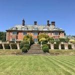 Dunchurch Park Stunning House lawn sky min 7