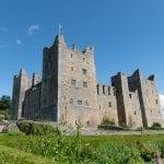 Bolton Castle Front