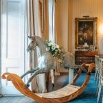 Minterne House rocking horse 24