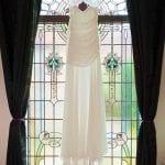 Selden Barn Weddings Stain Glass Dress 15