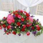 Stanhill Court wedding flowers 9