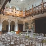 Clevedon Hall Great Hall ceremony 17