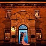 Crathorne Hall Wedding Venue Yorkshire entry