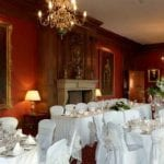 Crathorne Hall Wedding Venue Yorkshire Reception