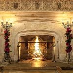Brandshatch Place Hotel & Spa Fireplace