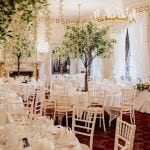 Buxted Park Wedding Breakfast
