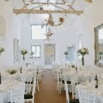 Merriscourt Merris Court Wedding Breakfast 4