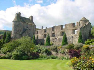 Falkland palace cupar wedding venues
