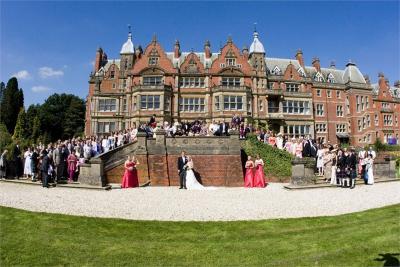 Bearwood College Wokingham Wedding Venues
