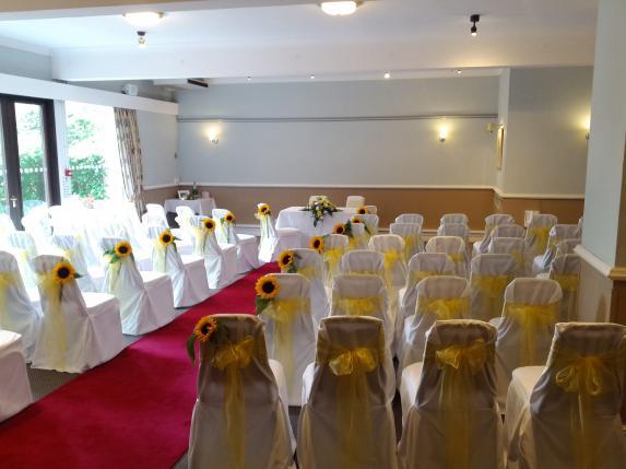 The Potters Heron Romsey Wedding Venues