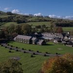 The Devonshire Arms & Spa The Devonshire Arms Hotel & Spa, ariel view, summer view, autumn view, Yorkshire Dales, Bolton Abbey, Wedding venue, countryside (3) 1