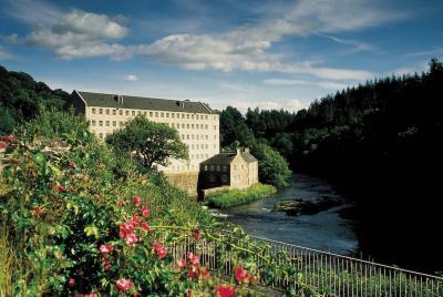 New lanark mill hotel lanark wedding venues - Hotels near garden of the gods illinois ...