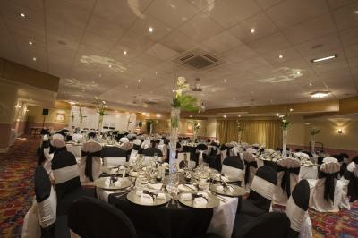 best western cresta court hotel altrincham wedding venues