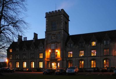 Royal Agricultural University Cirencester Function Rooms