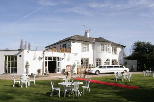Blotts Country Club Nottingham Wedding Venues
