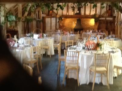 Rumbolds Farm Billingshurst Wedding Venues