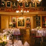 Goodwood House wedding venue reception