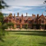 Holmewood Hall Wedding Venue Cambridgeshire house and garden