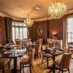 Cockliffe House Hotel Wedding Venue Nottingham dining room