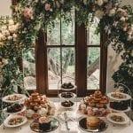 Fairy Hill Food Display