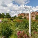 Glemham Hall Glemham Hall Herbacious Garden 4