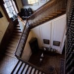 Glemham Hall Staircase Ross Dean Photography 16