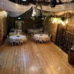 The Barns at Hunsbury Hill Wedding Venue Northampton reception room