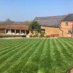 The Barns at Hunsbury Hill Wedding Venue Northampton grounds