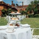 Seckford Hall afternoon tea suffolk 16