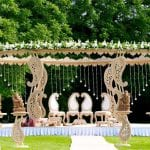 Addington Palace Outdoor Ceremony