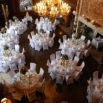 Addington Palace Wedding Breakfast
