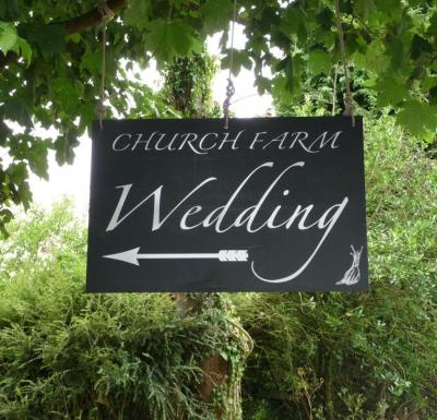 Church farm chippenham wedding