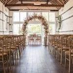 Lillibrooke Manor & Barns seventhheavenflowerarch 6
