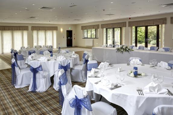 Best Western Plus Philipburn House Hotel Selkirk Wedding