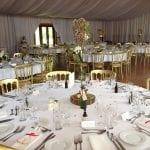 Duvale Priory Wedding Breakfast